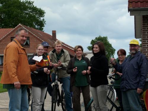 2010 - Fahrradtour