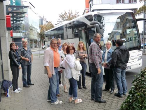 2011 - Clubreise nach Koblenz
